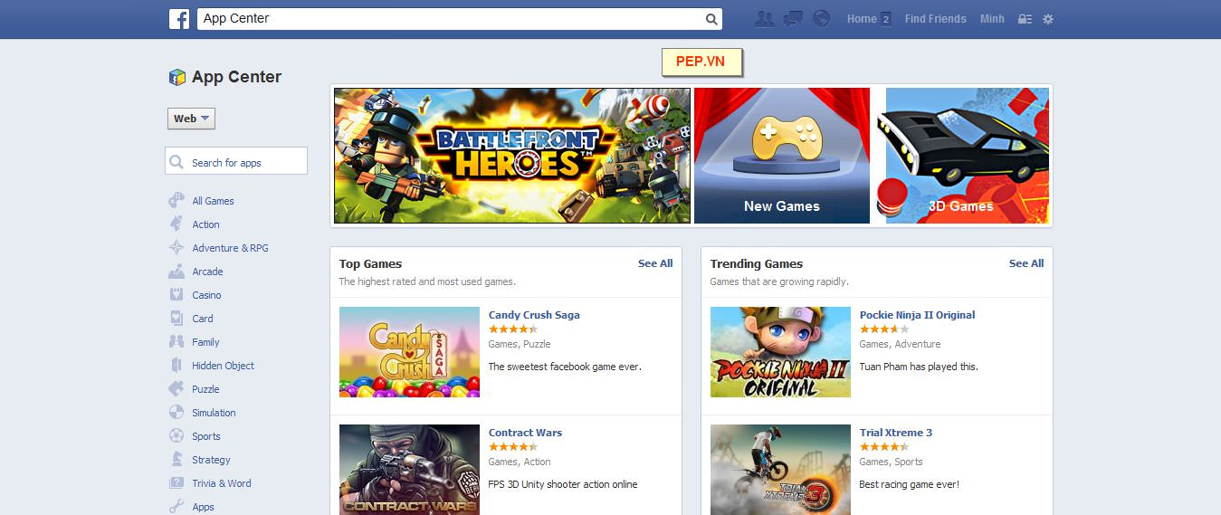 facebook app center   Facebook là gì?   là gì facebook    facebook marketing