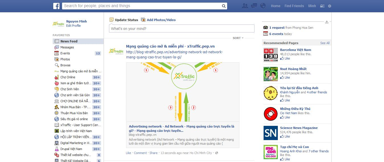 facebook news feed   Facebook là gì?   là gì facebook    facebook marketing
