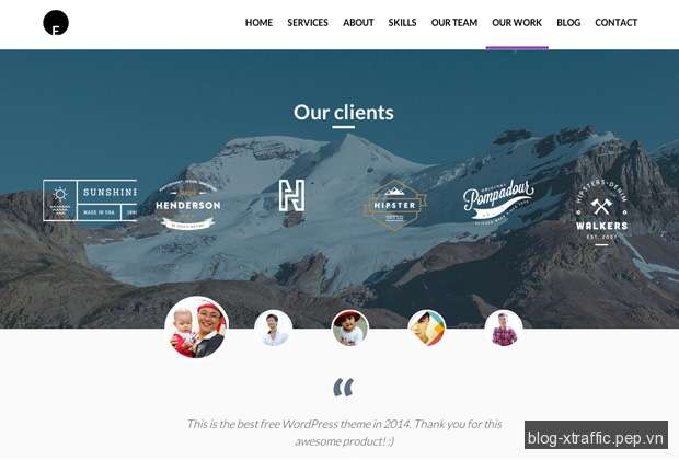Free Responsive WordPress Themes - OneEngine - EngineThemes Free Responsive WordPress Themes OneEngine Responsive WordPress Themes WordPress Themes - Wordpress