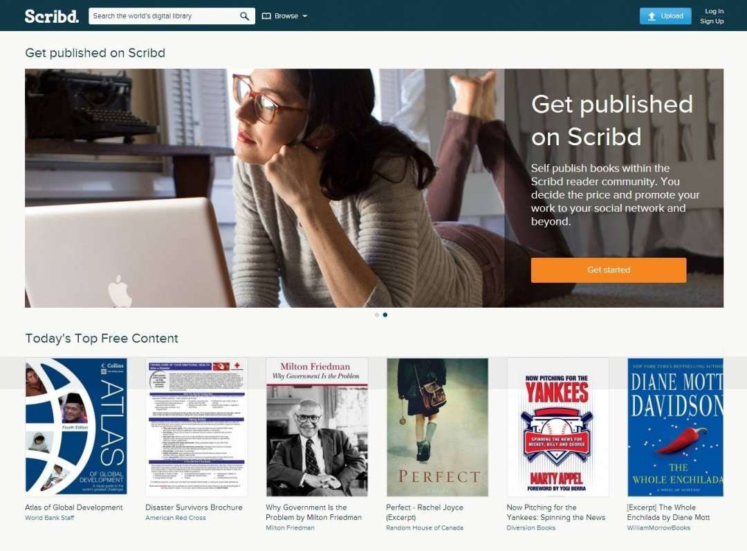 Những dịch vụ chia sẻ tài liệu trực tuyến tốt nhất để làm marketing - chia sẻ tài liệu dịch vụ chia sẻ tài liệu Docstoc Scribd SlideShare tài liệu trực tuyến - Digital Marketing