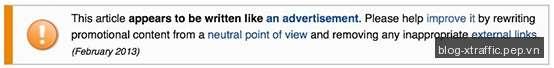 Tạo trang Wikipedia cho thương hiệu - bách khoa toàn thư quảng cáo thương hiệu Wikipedia - Digital Marketing