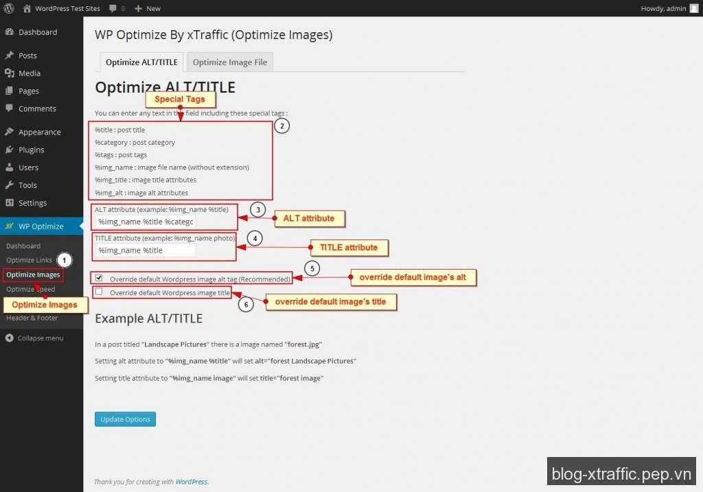 Plugin WordPress tối ưu hoá hình ảnh (optimize image) cho website và tăng hạng SEO - optimize image tăng hạng SEO tối ưu hoá hình ảnh WordPress Plugin - Wordpress