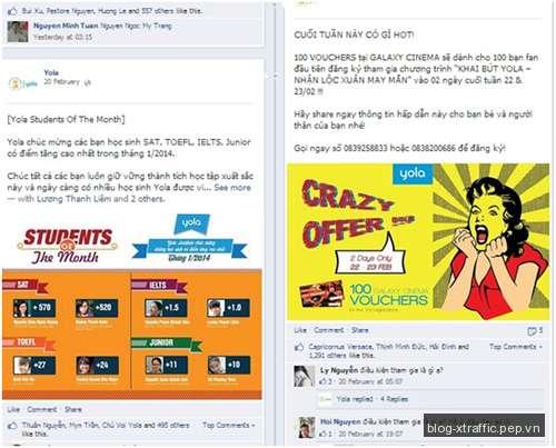 Cách quảng cáo thương hiệu trên Facebook - Quảng cáo Facebook thương hiệu - Facebook Marketing