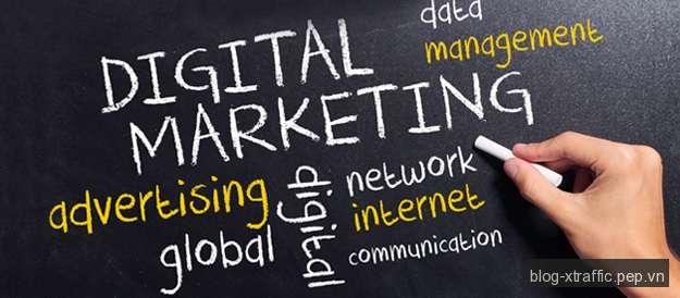 Digital marketing - Tiếp thị kỹ thuật số là gì? - digital marketing - Digital Marketing