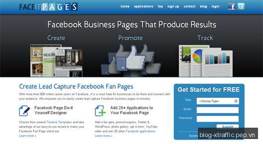 Những ứng dụng facebook hay để làm marketing - FaceitPage Fanpage Engine Hootsuite marketing PageLever Pagemodo Quintly ứng dụng facebook Virtue - Facebook Marketing