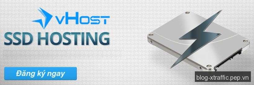 Đánh giá (Review) chất lượng SSD Hosting giá rẻ nhất của vHost - hosting hosting giá rẻ nhất SSD Hosting vHost web hosting Web Hosting giá rẻ - Hosting