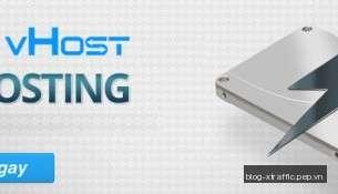 vHost SSD Hosting