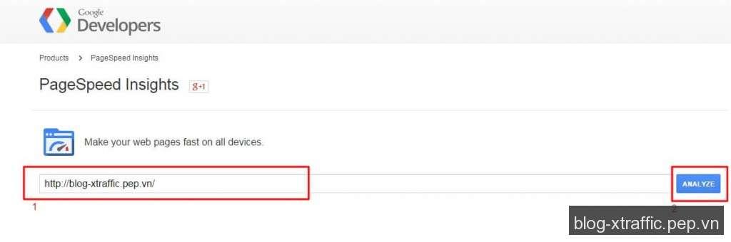 Google PageSpeed là gì? - Google PageSpeed - Phát triển website