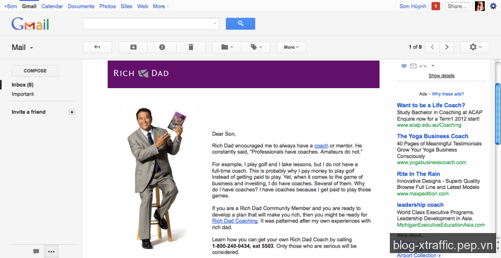 Email Marketing : Kỹ năng viết nội dung email - Cá nhân hóa hệ thống gửi email hệ thống gửi email marketing nội dung email tiêu đề email - Digital Marketing