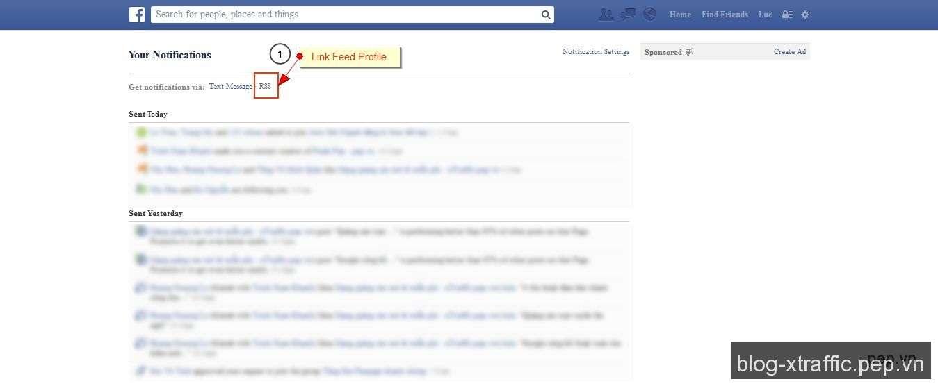 Facebook Feed - ATOM facebook Facebook Feed Feed RSS XML - Facebook Marketing