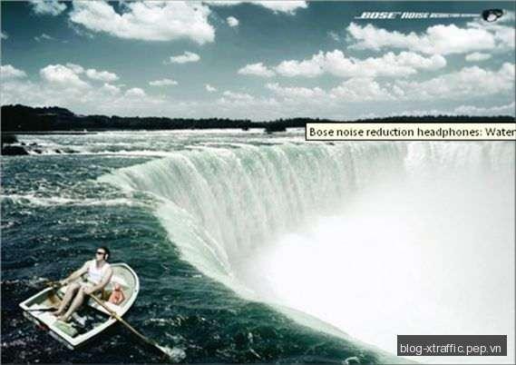 Những mẫu quảng cáo đầy sáng tạo và thú vị - quảng cáo quảng cáo sáng tạo - Marketing