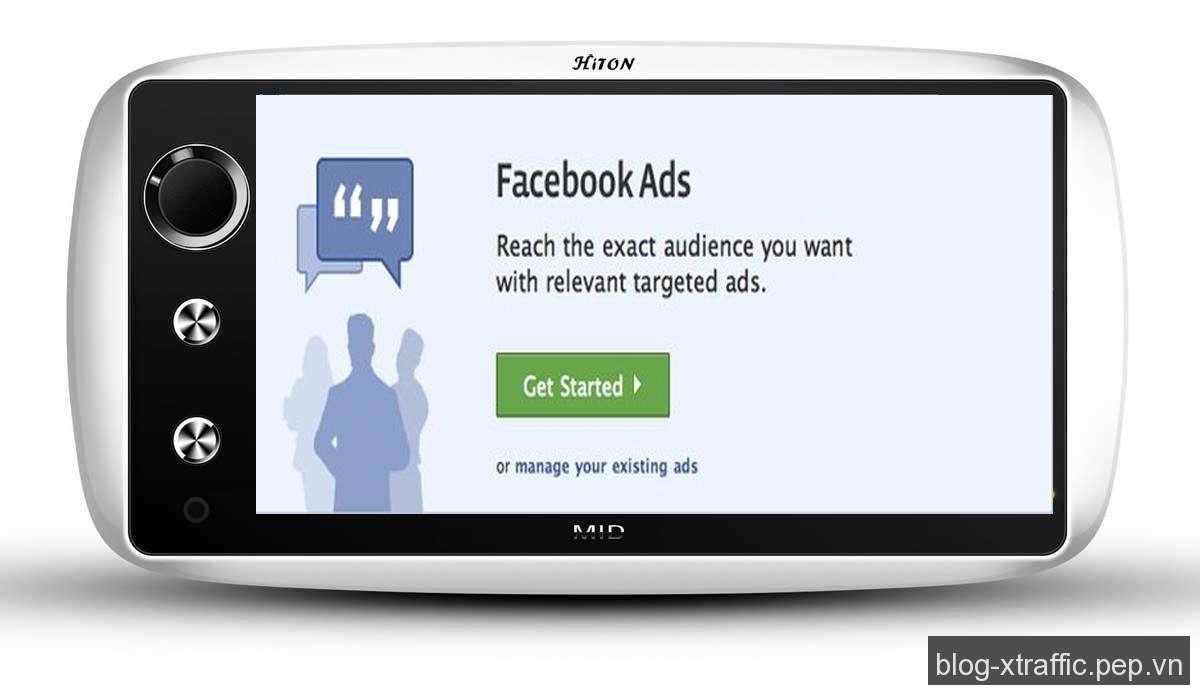Facebook thắng lớn trên quảng cáo di động - facebook Quảng cáo di động - Digital Marketing