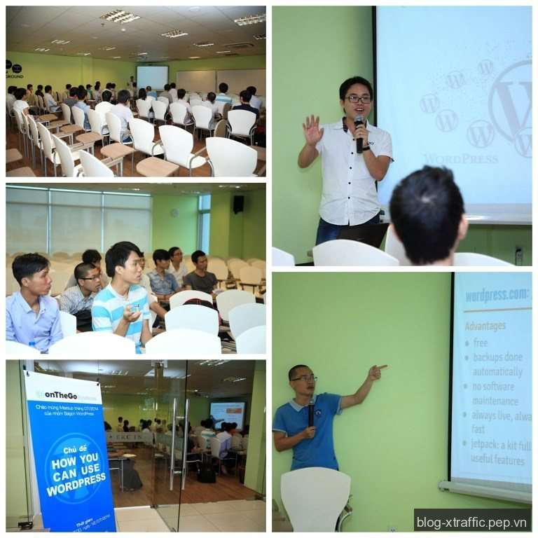 [Event - HCM] November Saigon WordPress Meetup ngày 29/11/2014 - Saigon WordPress Meetup - Tin tức