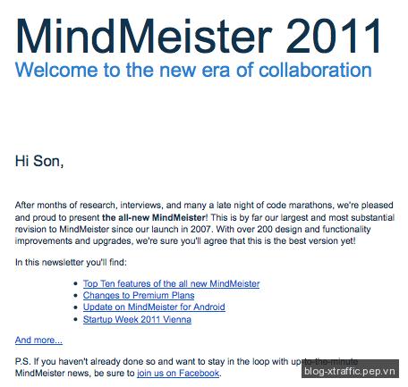 Email Marketing : Khi marketers không thể thiếu email marketing - e-newsletter email marketing newsletter - Digital Marketing
