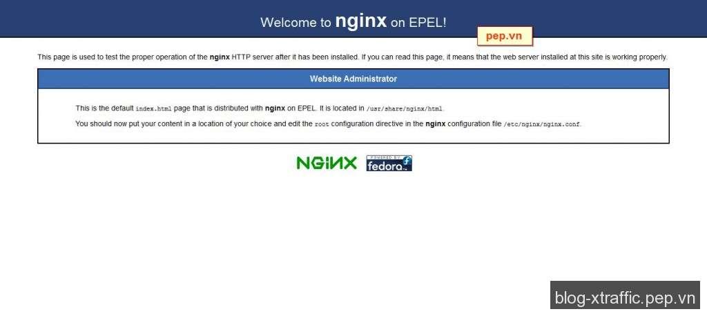Cách cài đặt Linux, Nginx, MySQL, PHP (LEMP) trên CentOS - CentOS LEMP Linux MySQL nginx PHP - Hosting
